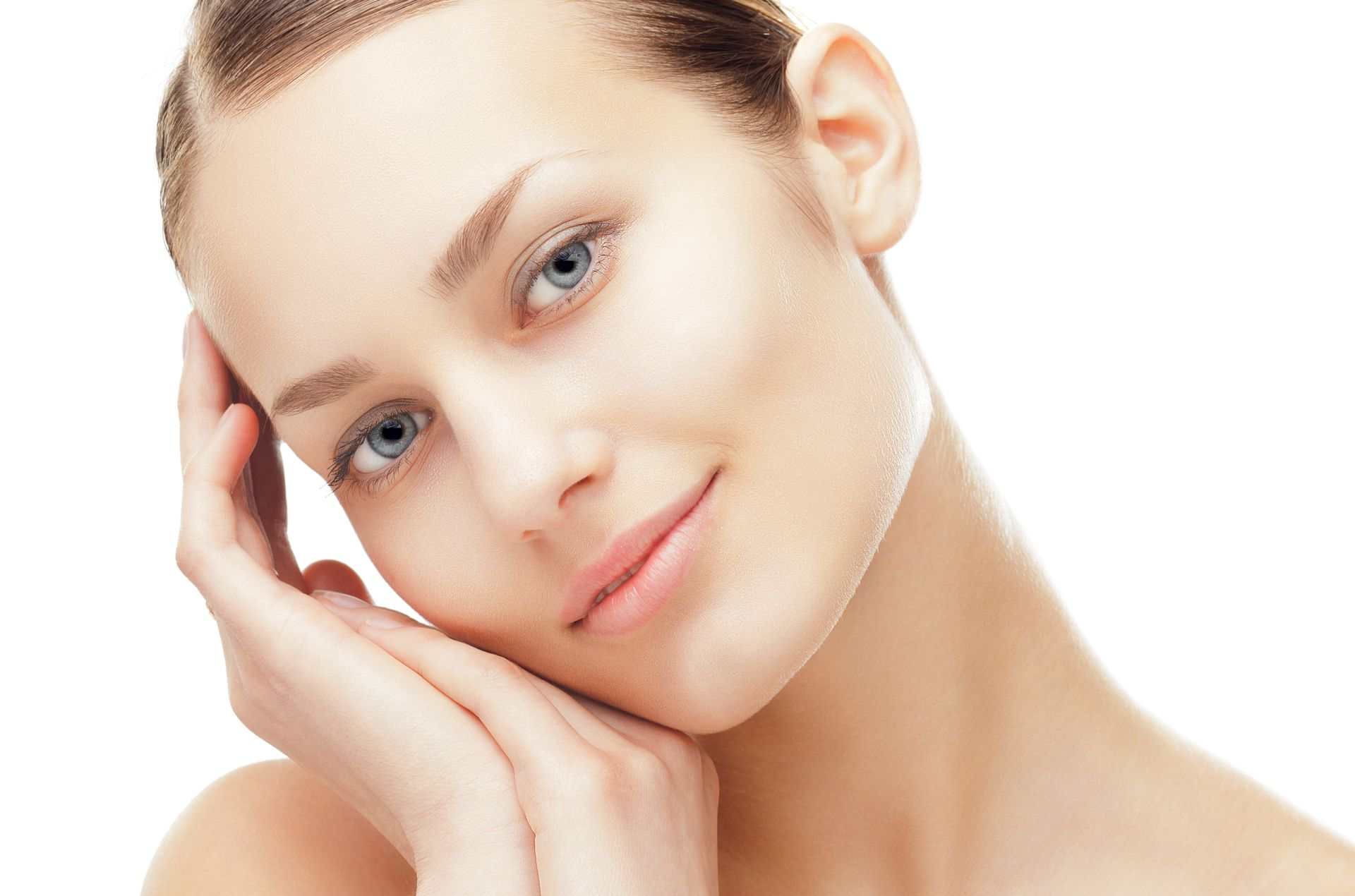 Glycolic peels and facial treatments